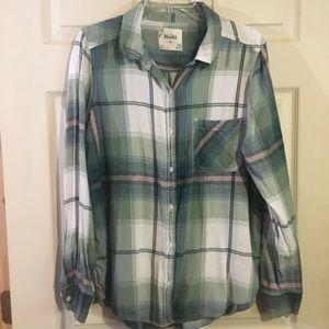 Soft Flannel Shirt Sz XL